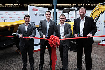 Wacker Neuson Cooperation with MHE-Demag in Southeast Asia