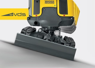 VDS – Vertical Digging System for excavators