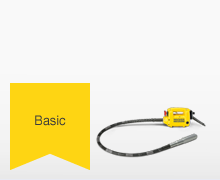 Basic LIne Internal Vibrators - Wacker Neuson